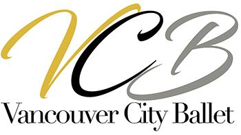 Vancouver City Ballet Retina Logo