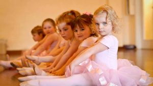 Vancouver City Ballet Children's Program