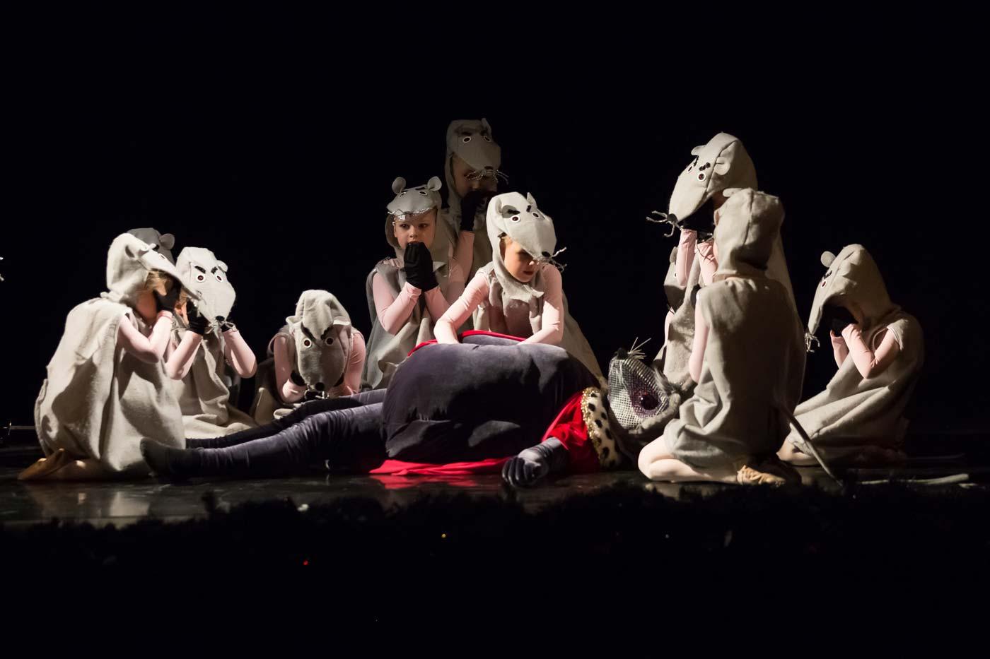 Vancouver City Ballet 2016 Nutcracker Production
